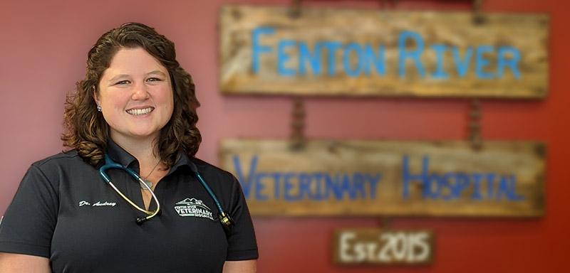 Audrey Wojtkowski Veterinarian at Fenton River Veterinary Hospital