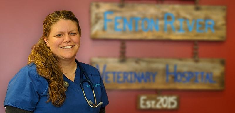 Dr. Lauren DelTosta Veterinarian at Fenton River Veterinary Hospital